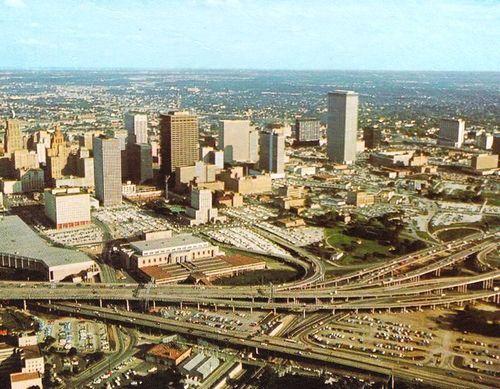 ヒューストン市街
