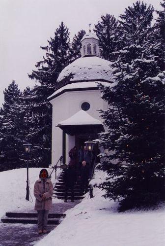 オーベンドルフの教会