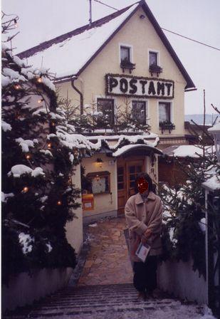 クリストキンドル郵便局