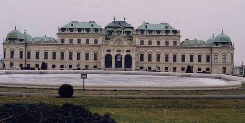 シェーンブル宮殿