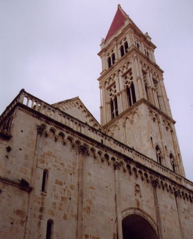 トロギールの聖ロブロ大聖堂