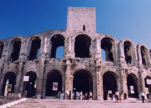 ローマ闘技場