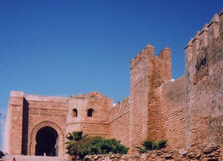 ヴオリビリス遺跡