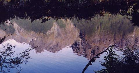 ワカナ湖畔