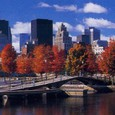 モントリオールの秋