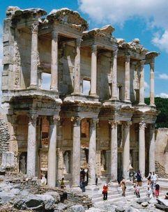 エフエソス遺跡