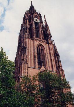 フランクフルト大聖堂
