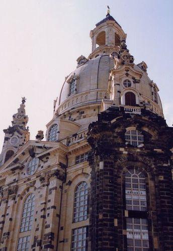 ドレスデンの聖母教会
