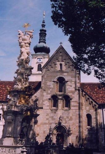 ハイリゲンフロイツ修道院