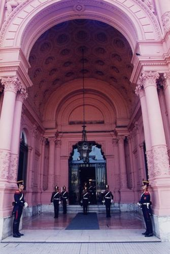 アルゼンチン大統領府